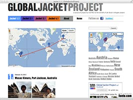 Global Jacket Project zugunsten Ute Bock